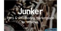 Car junker parts marketplace accessories and