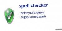 Check spell