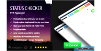 Checker status php status server site
