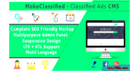 Classified mokoclassified script cms ads