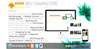 Classifieds whizclassified cms