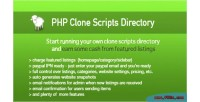 Clone php scripts directory