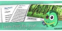 Cms jade for php