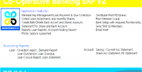 Co credit operative erp