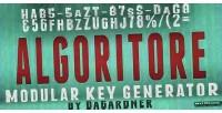 Code algoritore generator keygen and