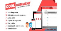 Comments cool ajax system