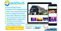 Complete larachurch system management church