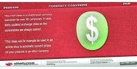 Converter currency