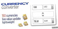 Converter currency script