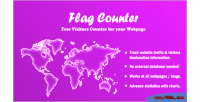 Counter flag counter visitors advance