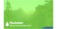 Create placeholderr your service placeholding own