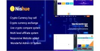 Cryptocurrency nishue buy sell exchange & with lending mlm system crypto live