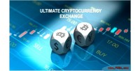 Cryptocurrency ultimate exchange