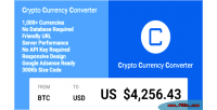 Currency crypto converter
