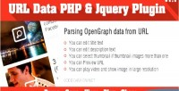 Data url plugin jquery php