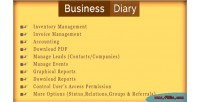 Diary business