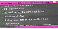 Directory advanced indexing