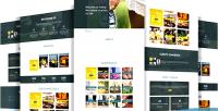 Drag responsive builder website drop
