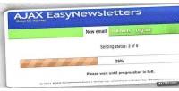 Easynewsletters ajax