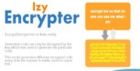 Encrypter izy