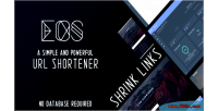 Eos a simple & shortener url powerful