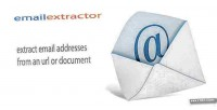 Extractor email