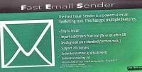 Fast newsletter email sender
