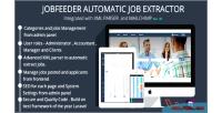 Feeder job extractor job automatic