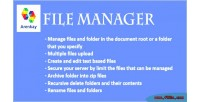 File arenkay manager