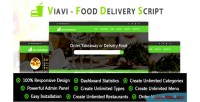 Food viavi delivery script