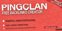 Free pingclan creator backlinks unlimited