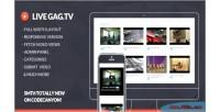 Gag.tv live responsive videos trending daily