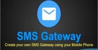 Gateway sms