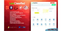Geo laraclassified cms ads classified