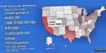 Geomapping php widgets states united