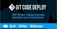 Git easy code deploy