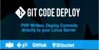 Git easy code deploy