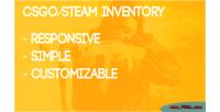 Go cs steam inventory