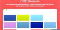Gradients css3