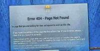 Handler errors