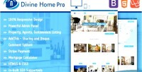 Home divine real pro portal estate