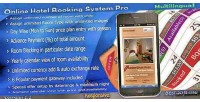 Hotel online pro system booking