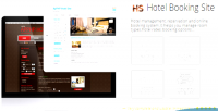 Hotel php reservation light system