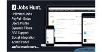 Hunt jobs portal job the
