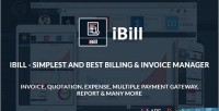 Ibill simplest & best manager invoice billing