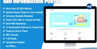Information seo portal