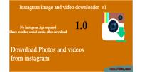 Instagram images & videos hashtag with downloader instagram