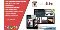 Instalike responsive search tag like... auto and