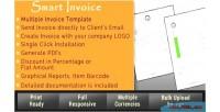 Invoice smart