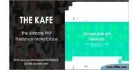 Kafe the marketplace freelance ultimate